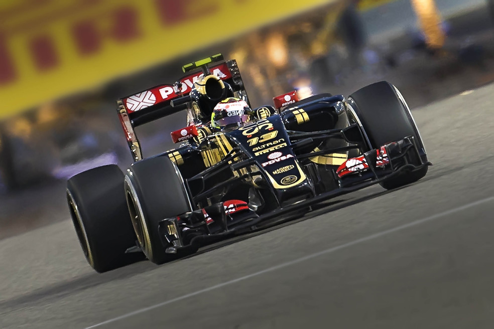 Formula – 1 Bahrain Grand Prix – 2015