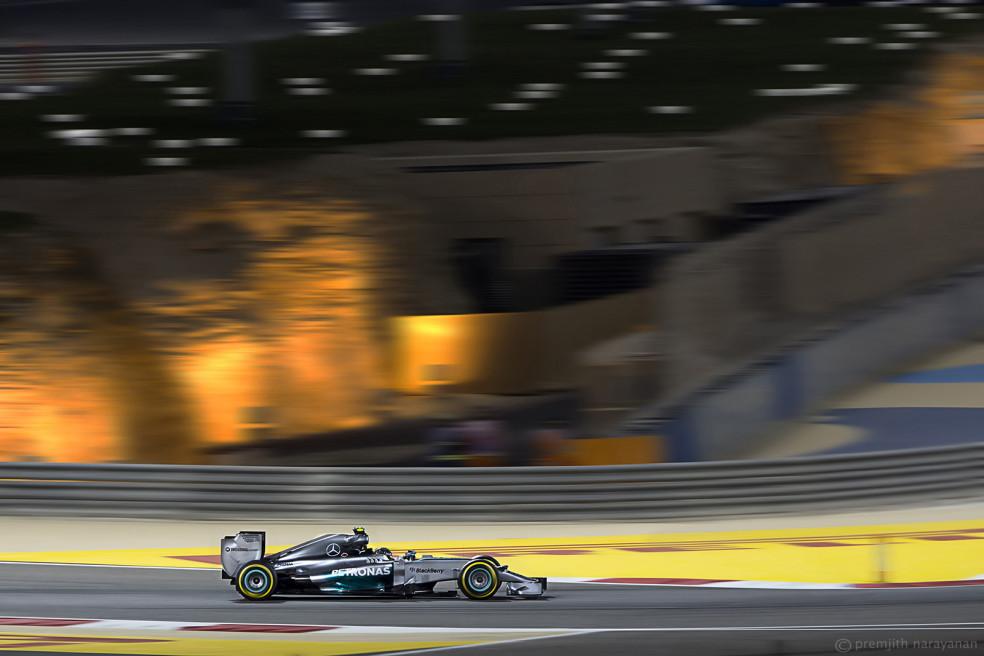 Bahrain Grand Prix – 2014 (1st Night Race)