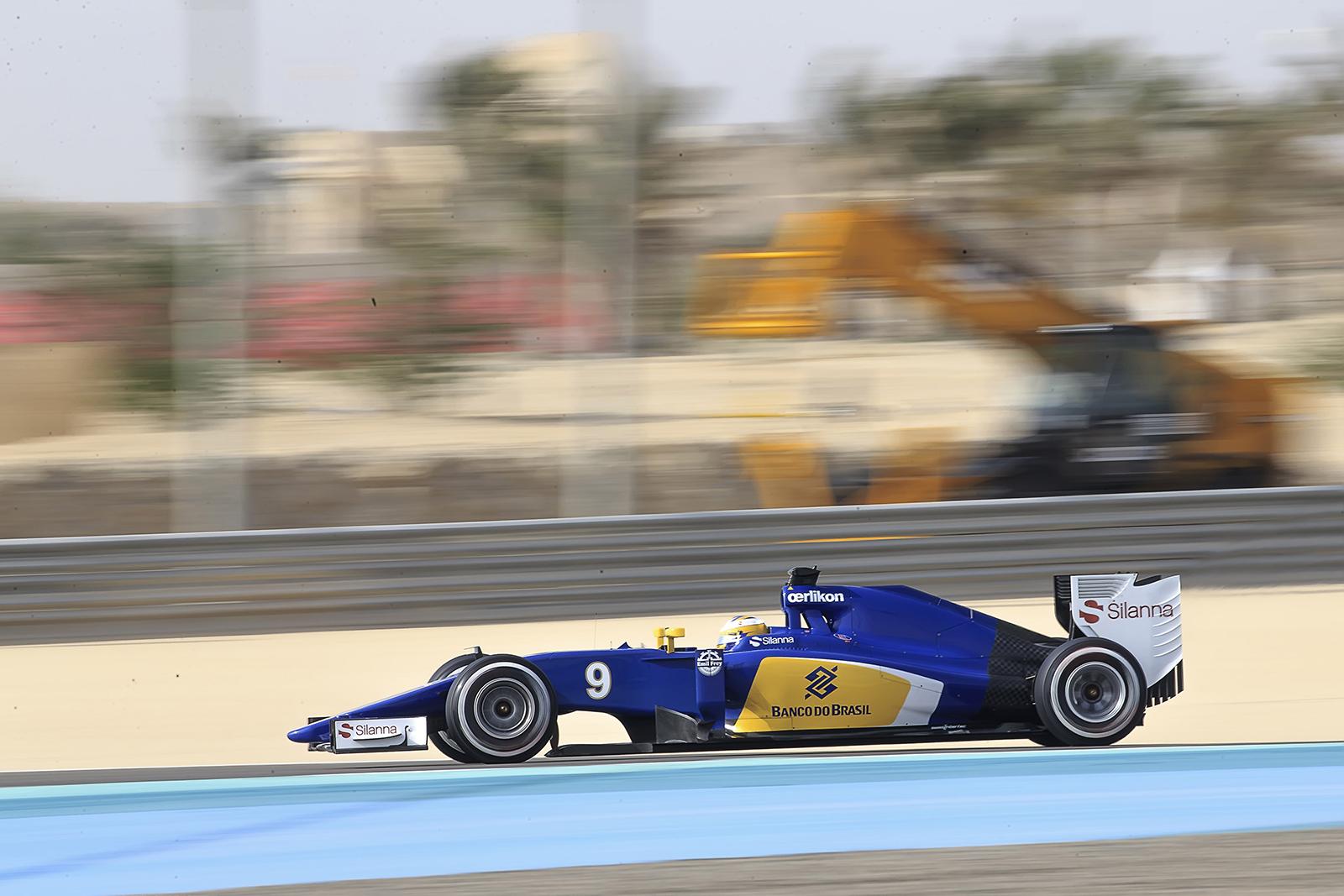 Marcus Ericsson, SAUBER Team