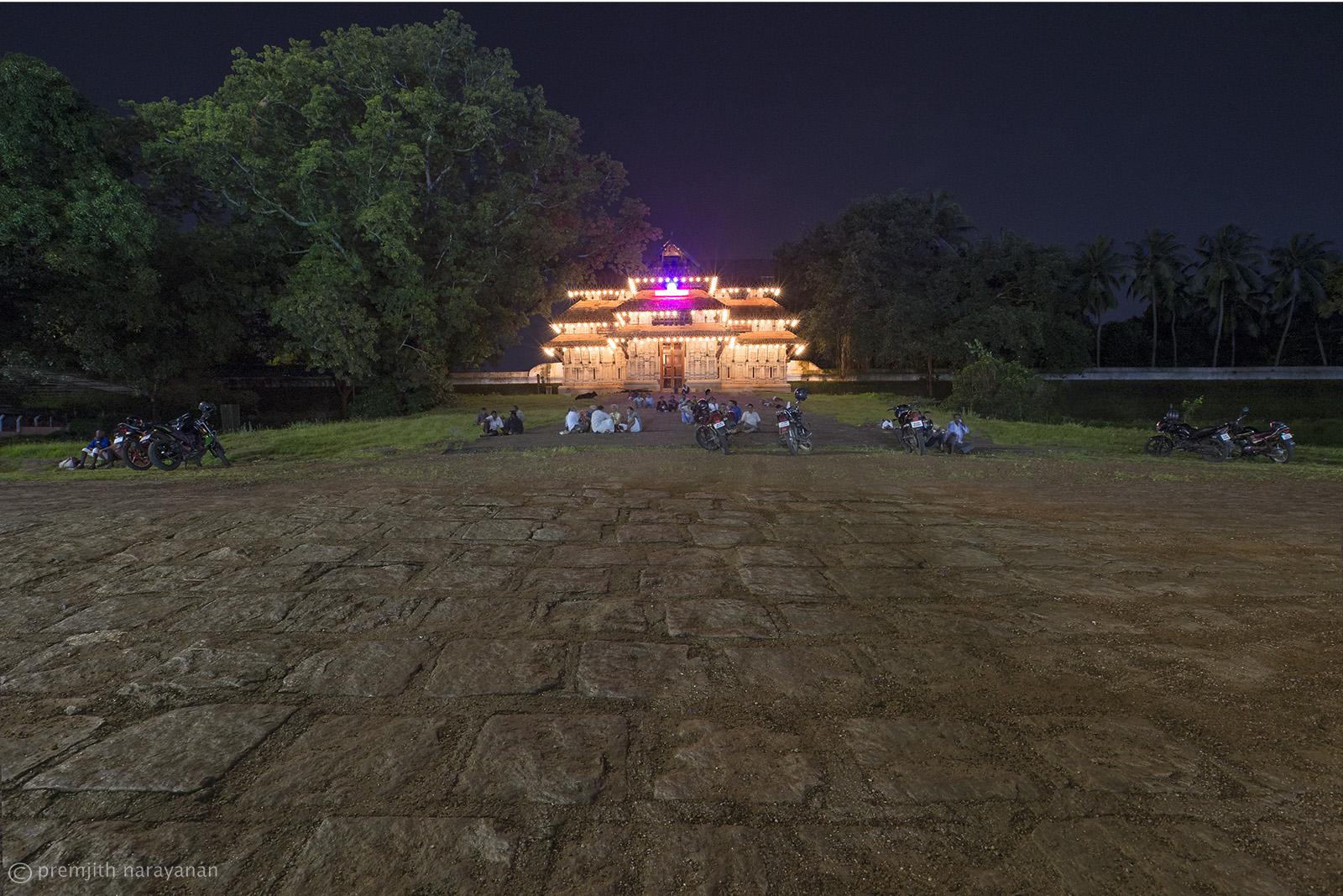 'Vadakumnathan' Temple