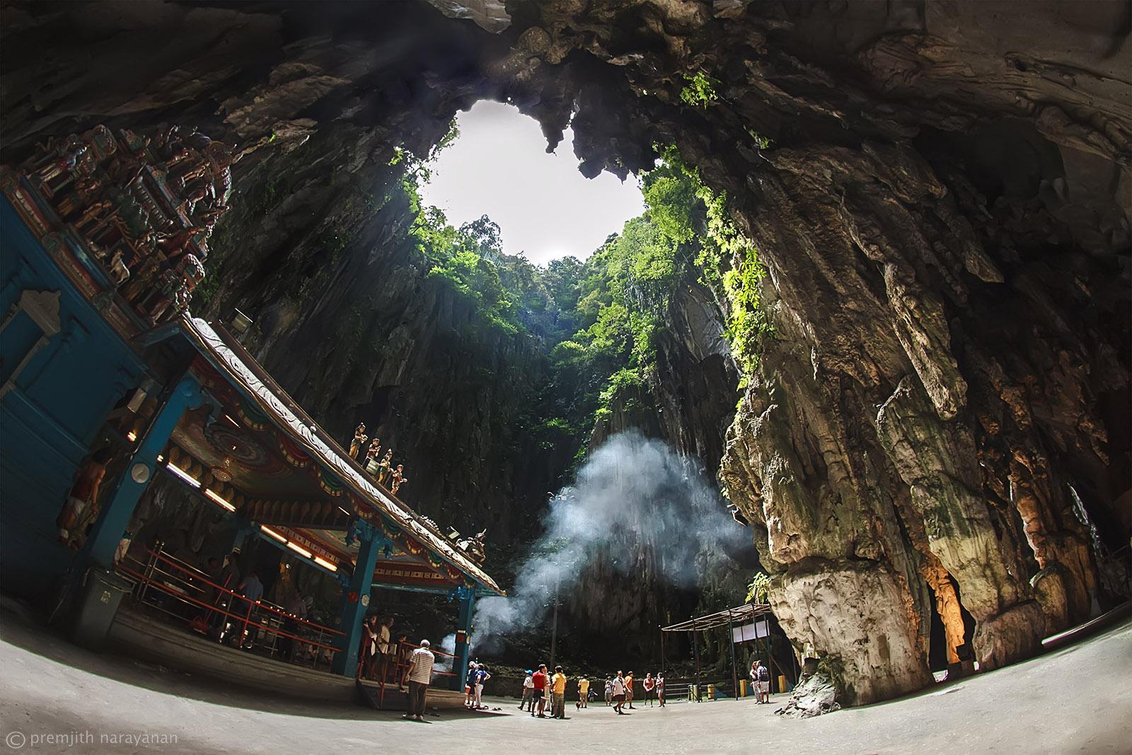 Sri Murugan Temple, Batu caves, Malaysia