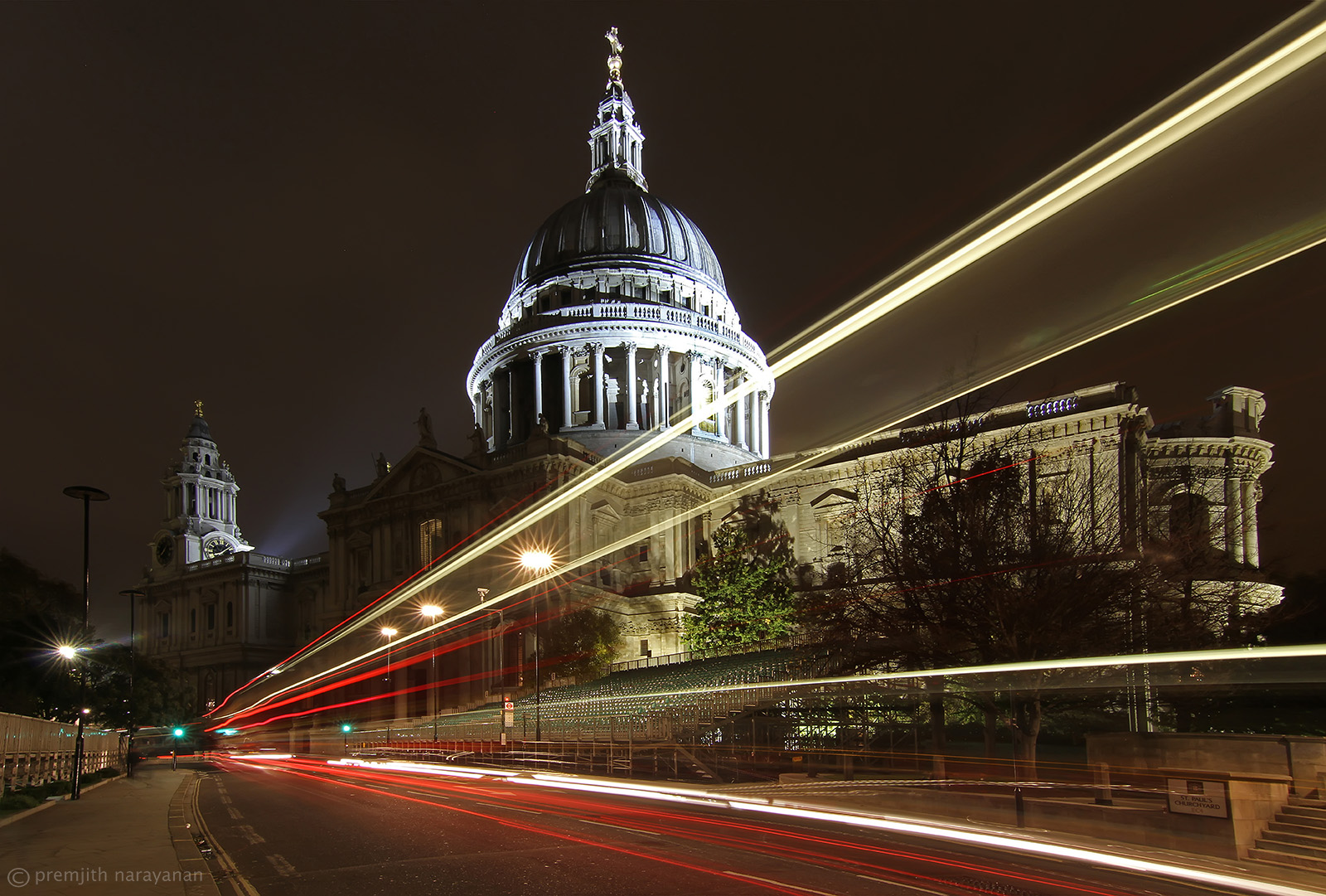 ST.  PAUL'S  CATHERDRAL,  LONDON