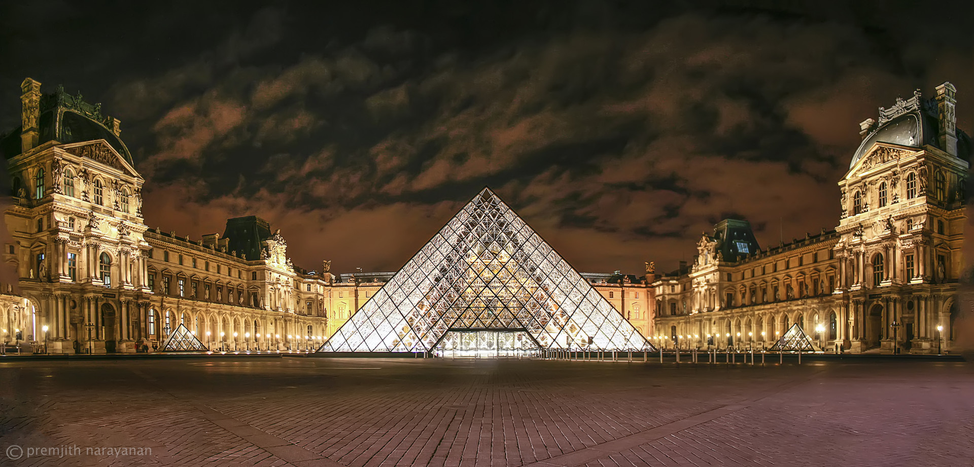 The 'Louvre' Museum