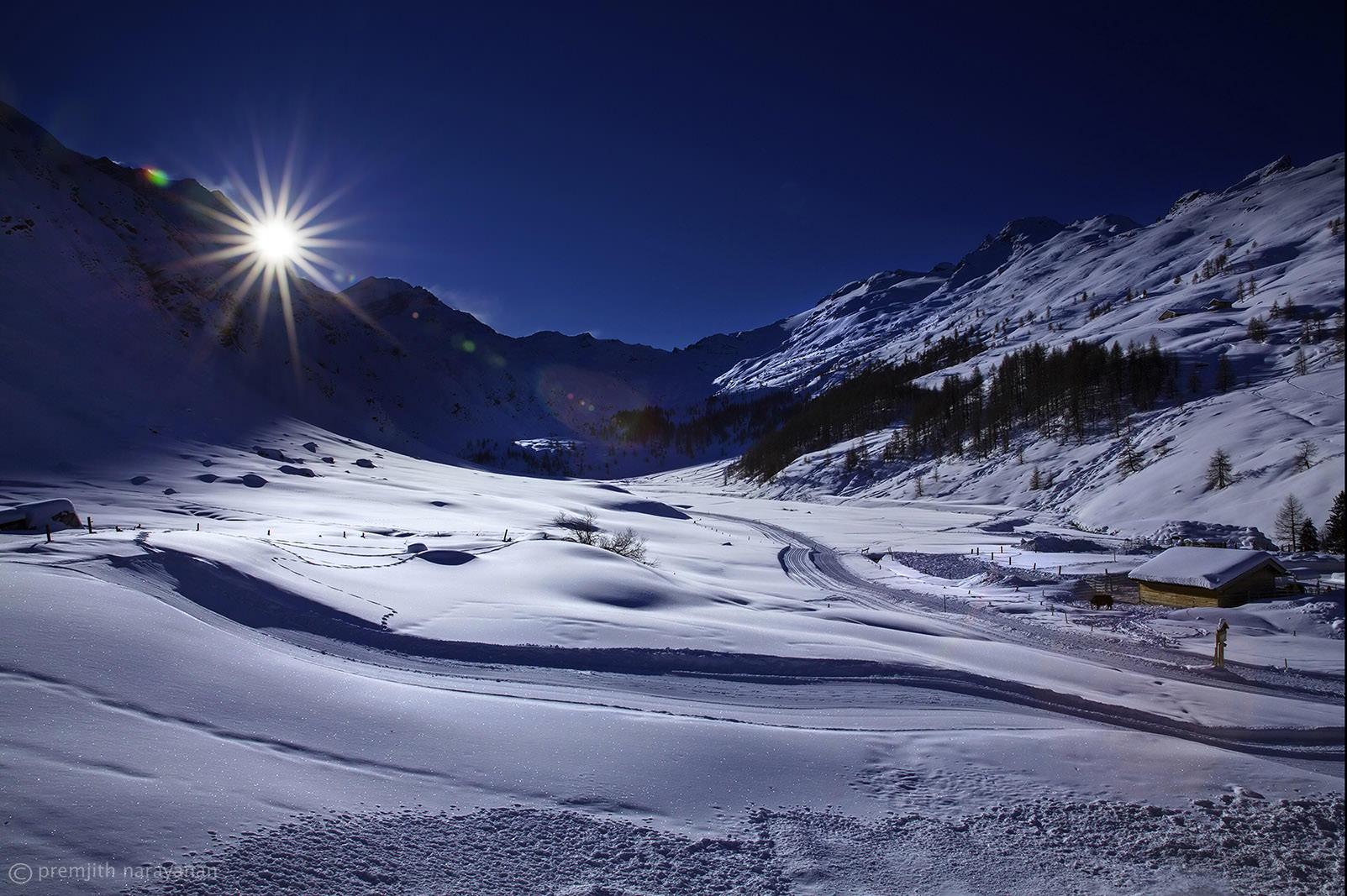 View of Alps-3 - Premjith Narayanan