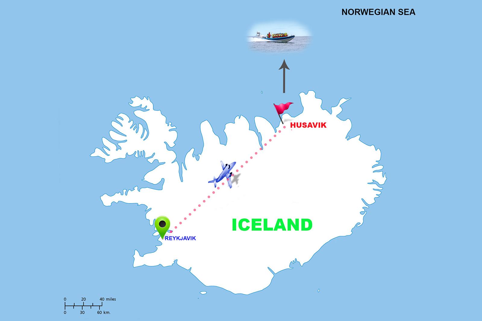 0. ICELAND MAP