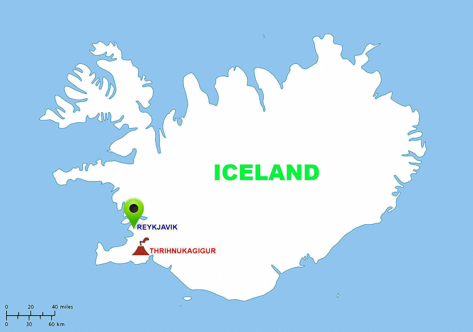1 (1). ICELAND MAP-1