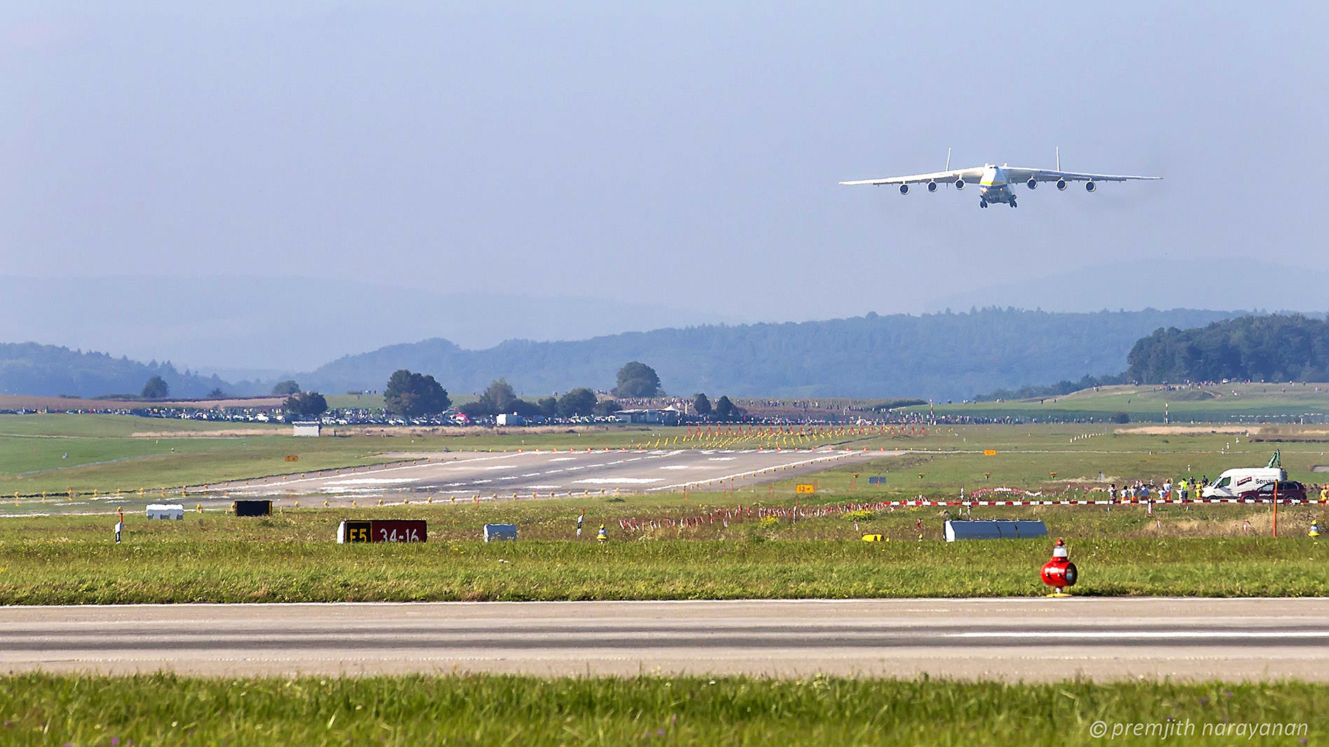 antonov world s largest aircraft swiss airport