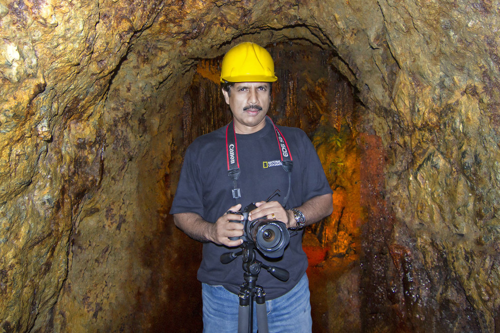 SYGUN Copper MIne, UK