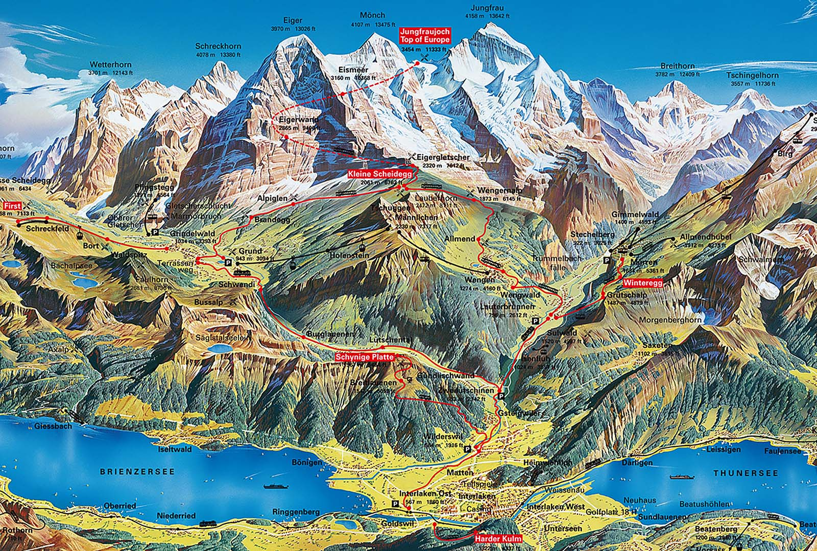 ALPS  OVERVIEW.