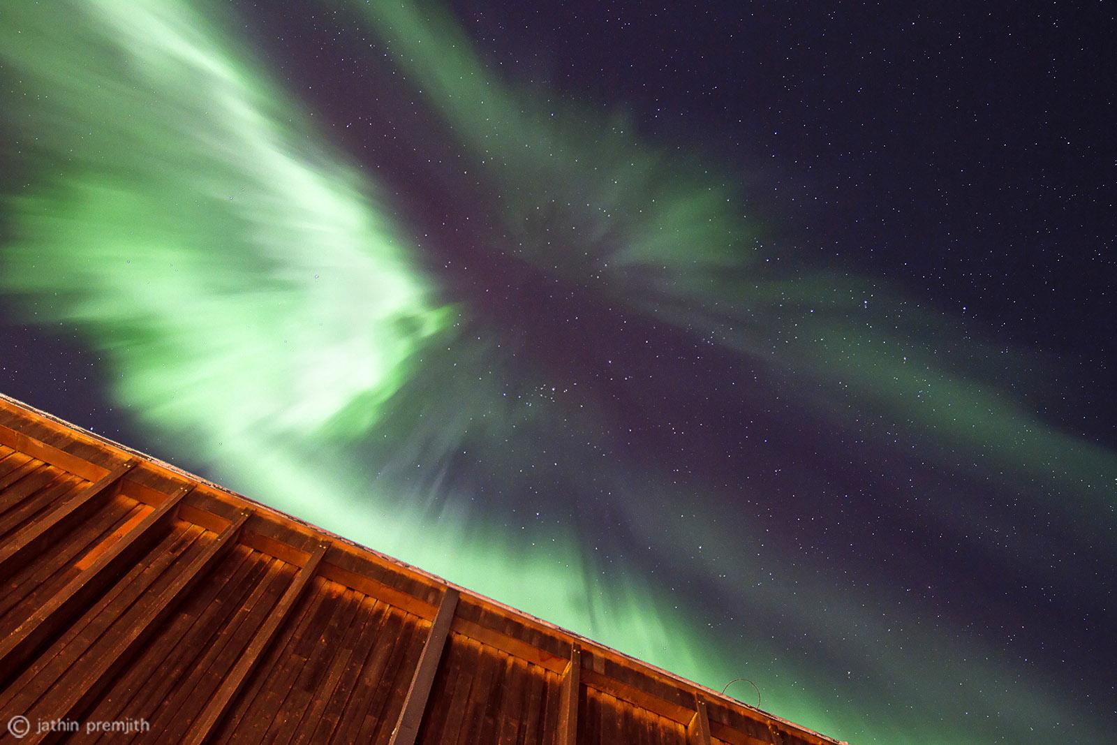 North Inary, Finland