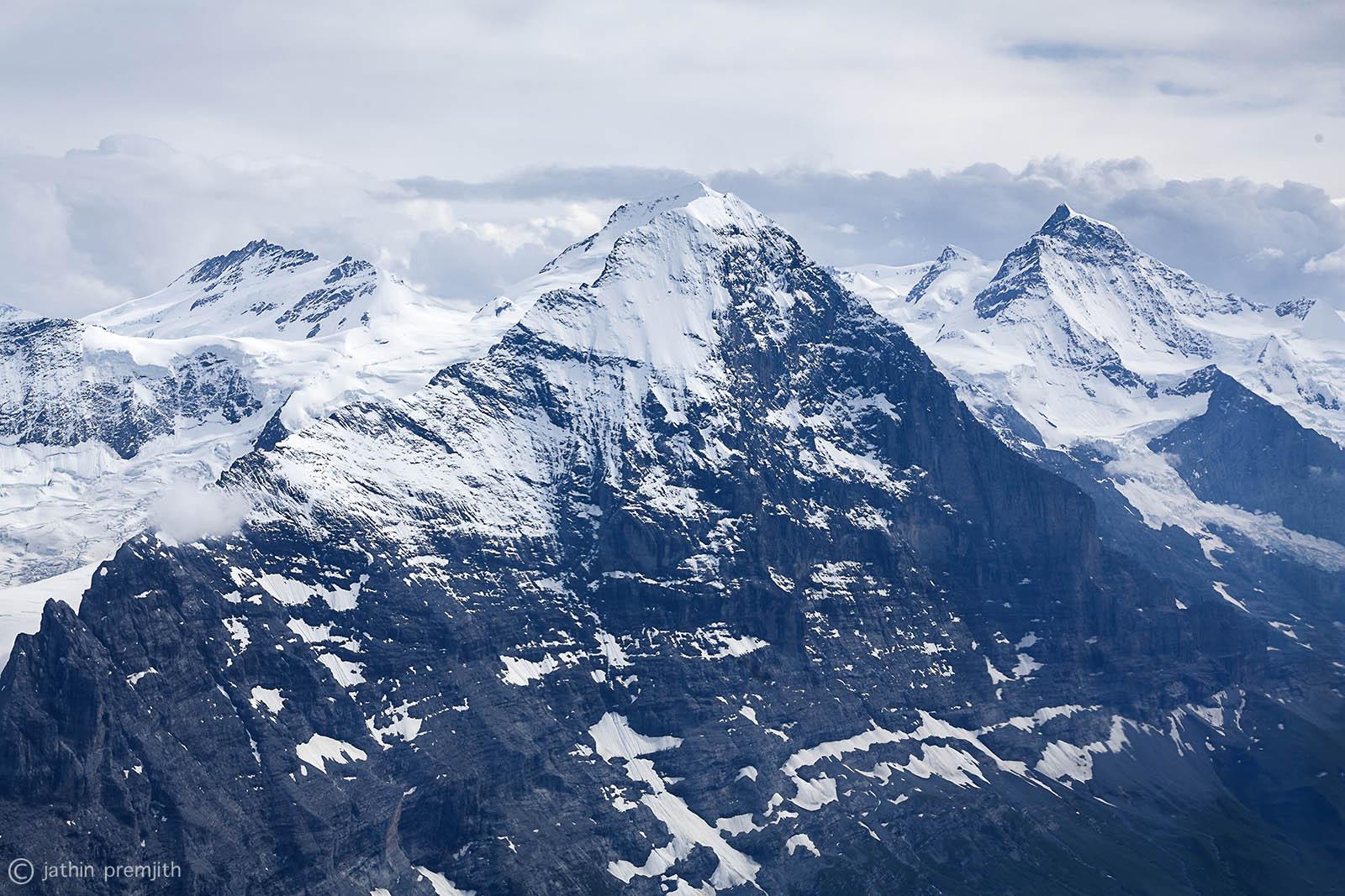 """""""EIGER""""  MOUNTAIN."""