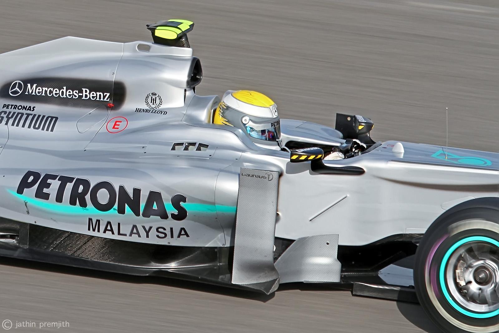 Formula-1 RACE – 2010, BAHRAIN — Premjith Narayanan