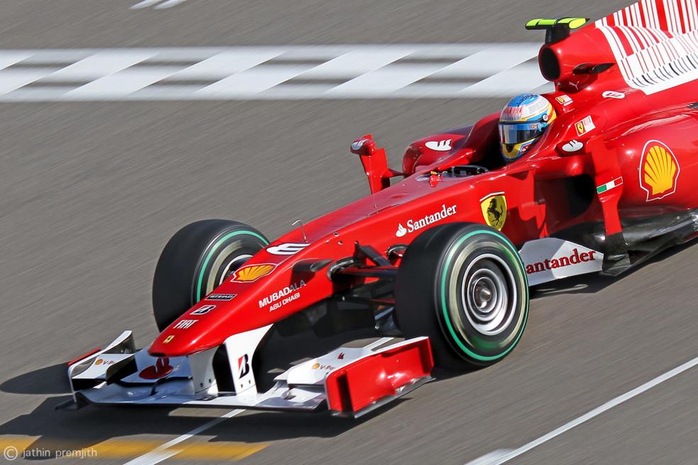 Formula-1 RACE – 2010, BAHRAIN