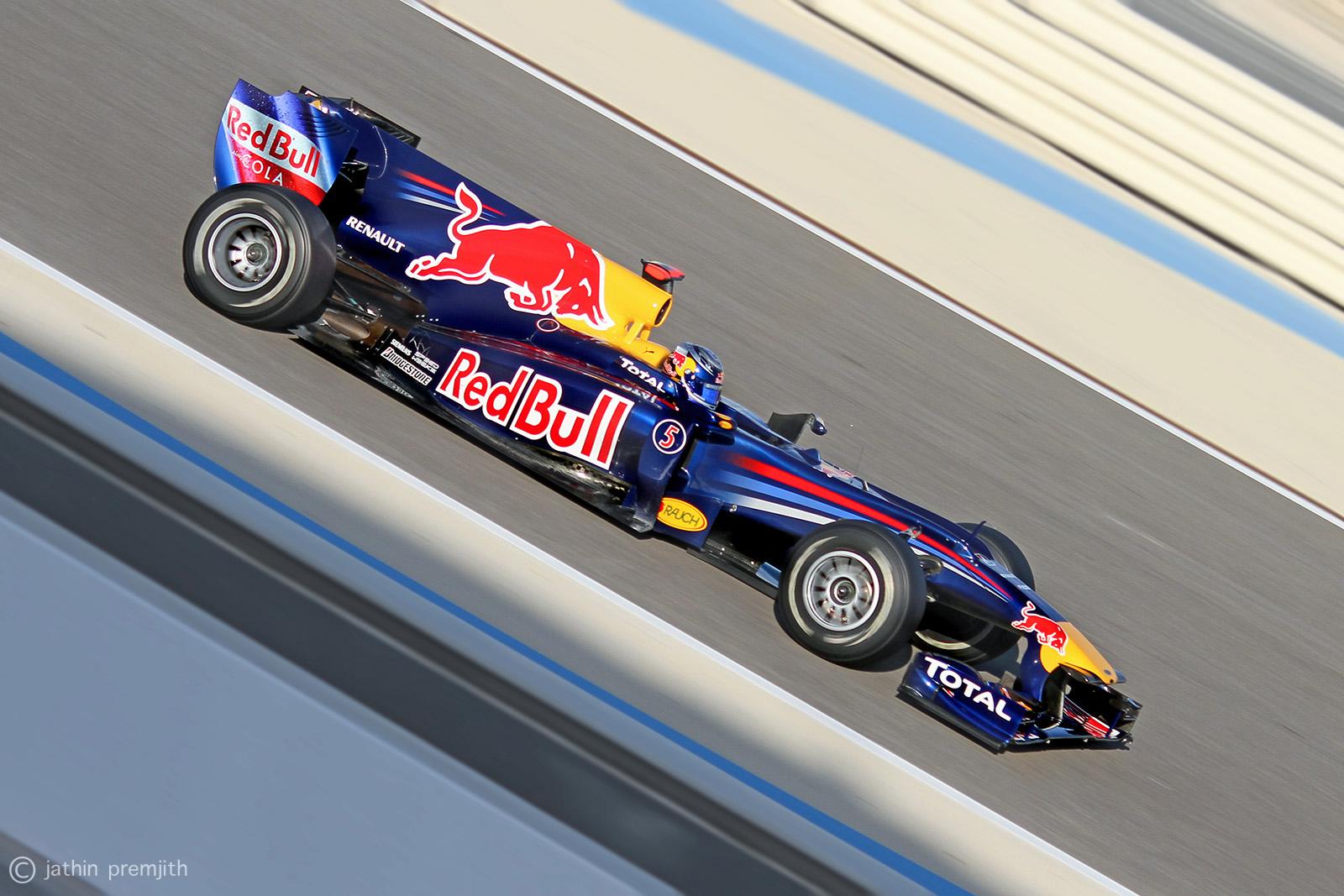 REDBULL - Sebastial Vettel