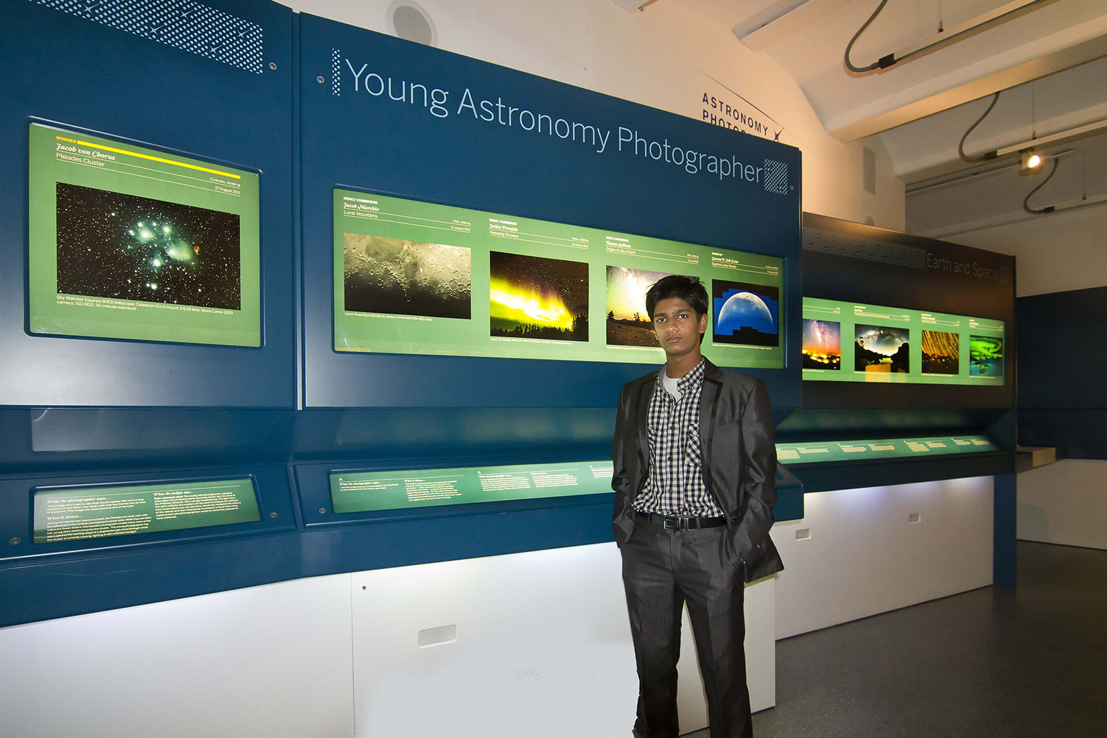 In the gallery of Award winning photographs