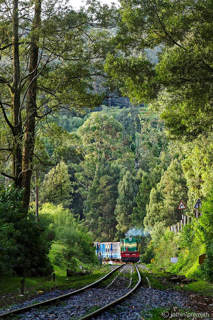 Ooty Toy Train-2