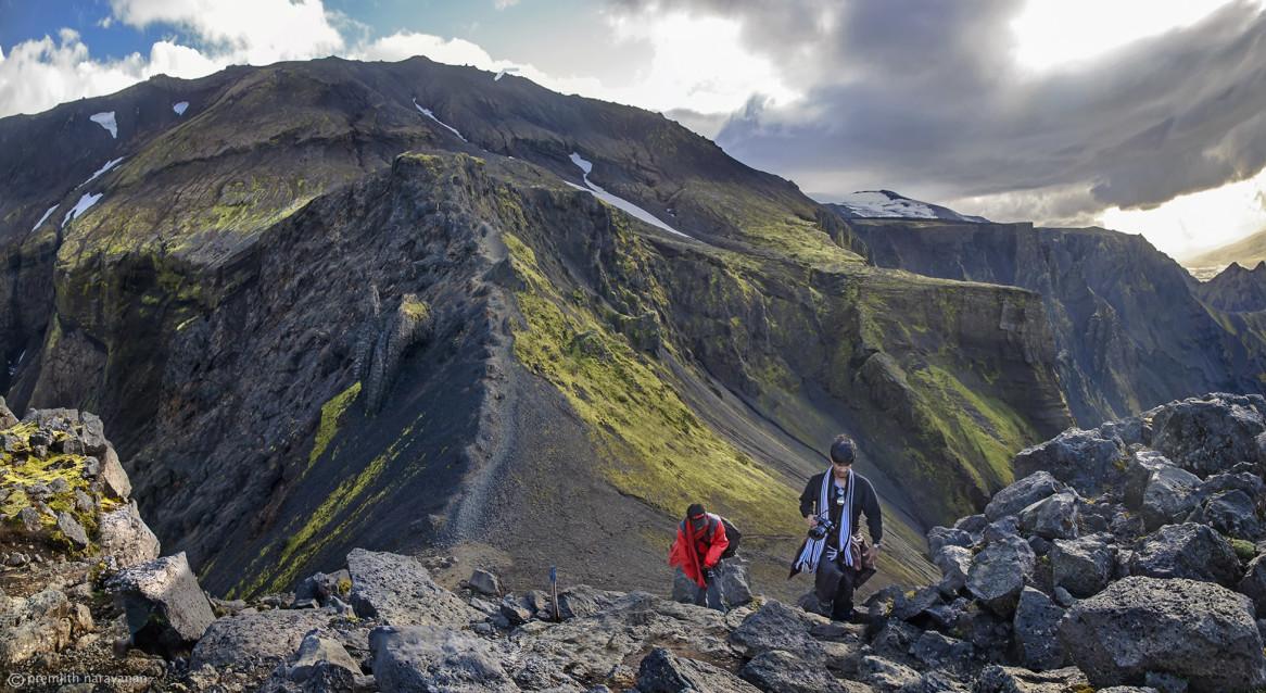 PORSMORK Valley TREKKING, Iceland