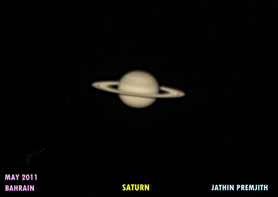 SATURN, The Celestial Jewel