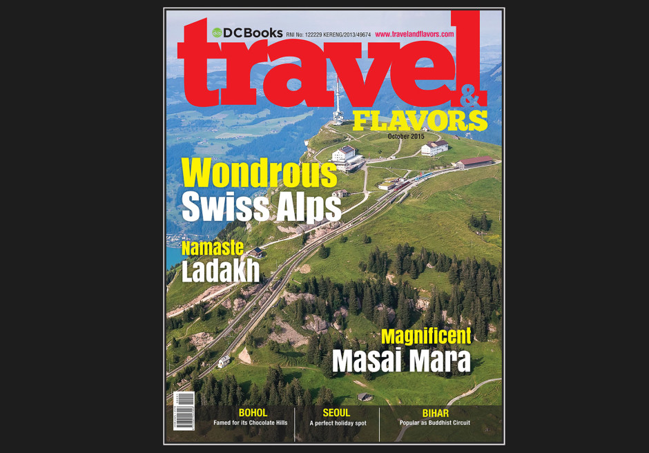 TRAVEL & FLAVORS Magazine