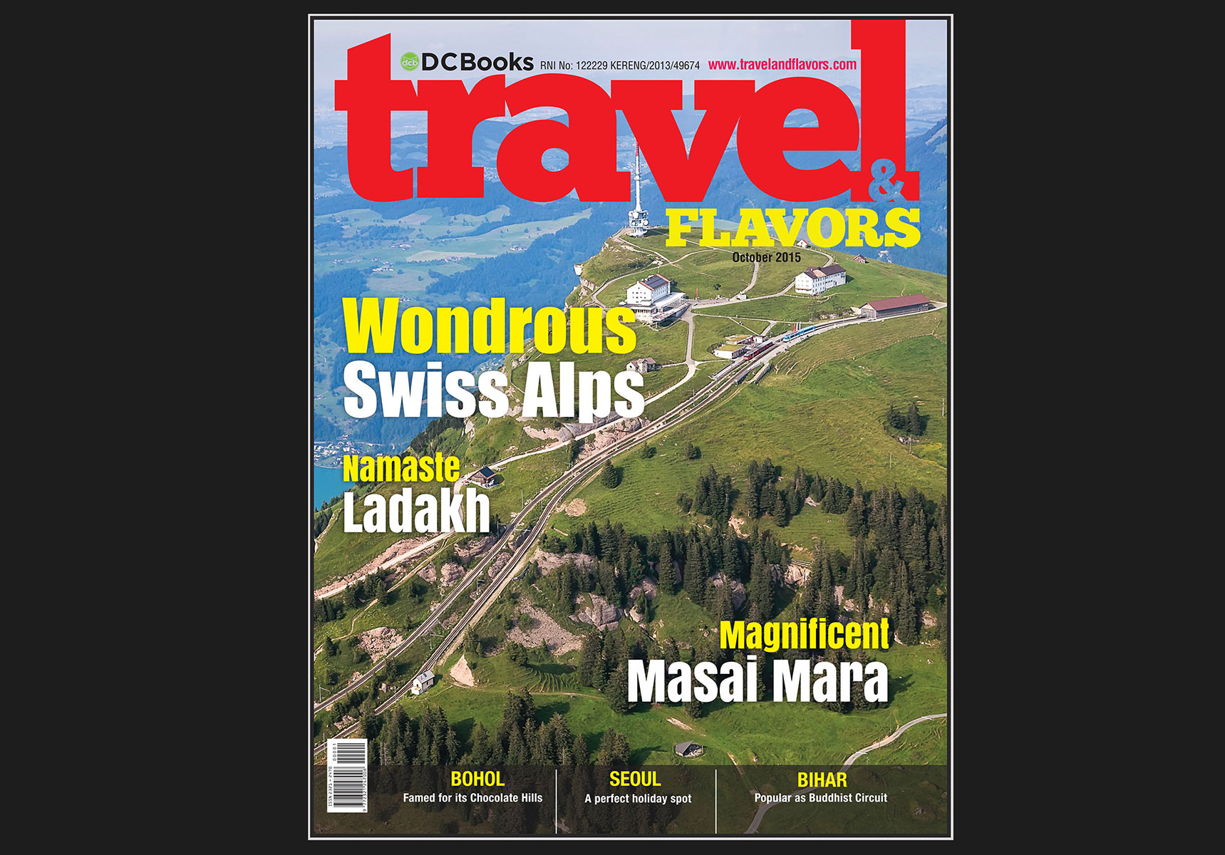 TRAVEL Cover- Oct 2015