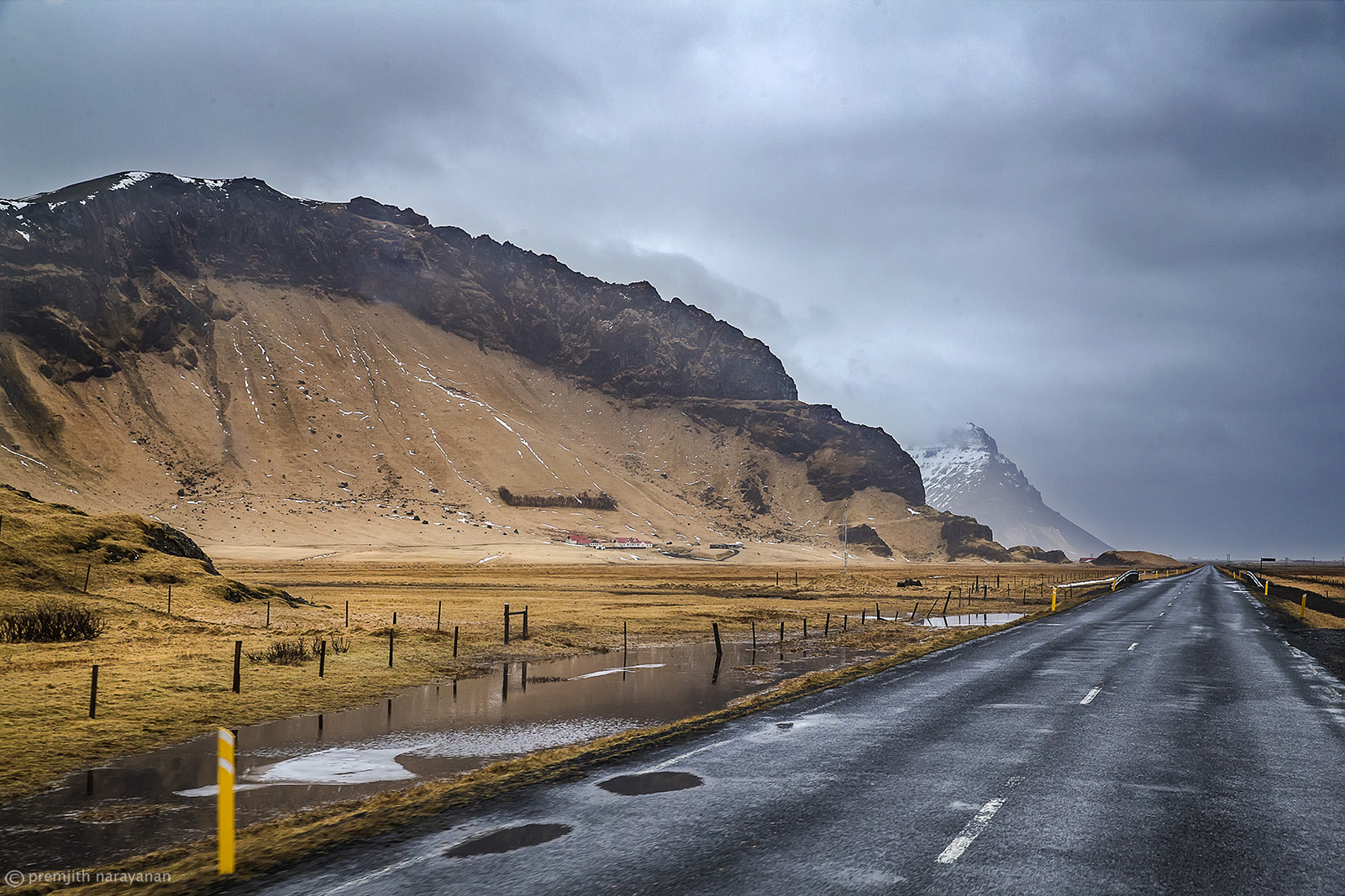 2. Travel to the south of Iceland