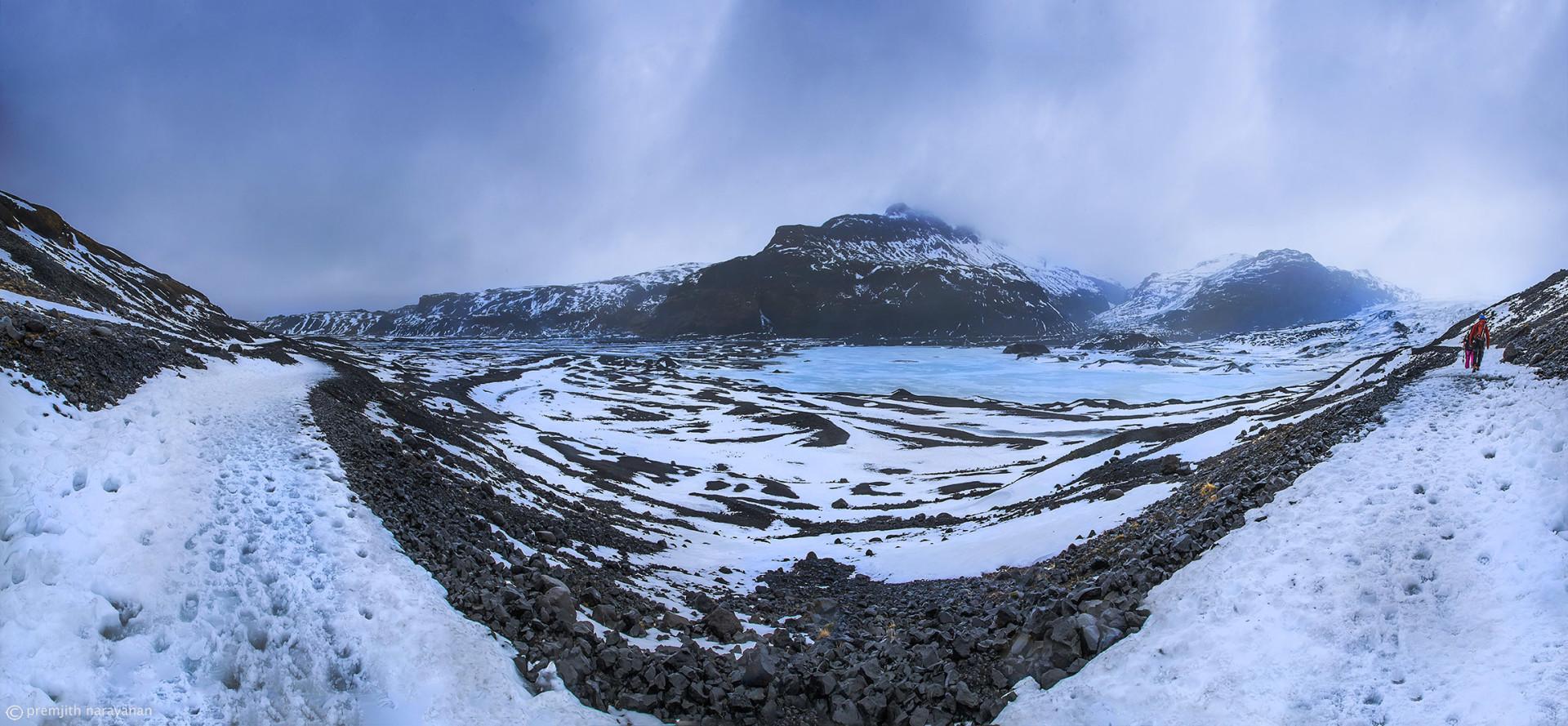 5. Sólheimajökull Glacier Base