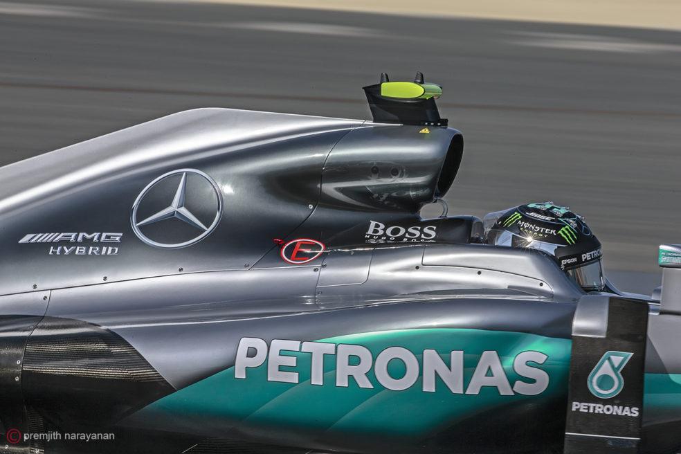 Formula – 1 Bahrain Grand Prix – 2016